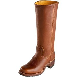 FRYE💕Campus 14L Saddle Leather Calf Boot Single
